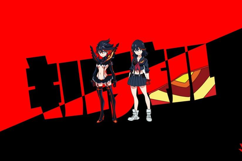 download kill la kill wallpaper 1920x1080 for computer