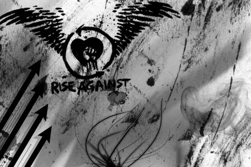 Rise Against Artist Punk Rock Music 126927