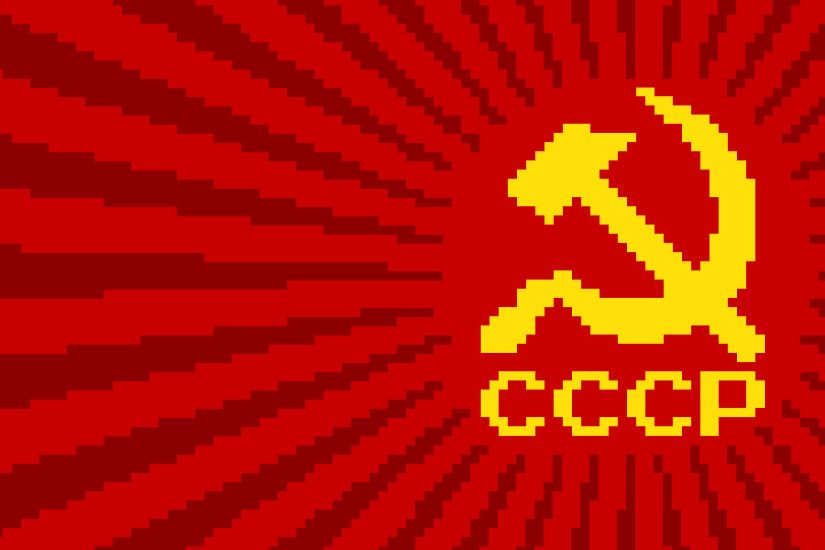 Pixel Soviet Wallpaper by spectravideo on DeviantArt