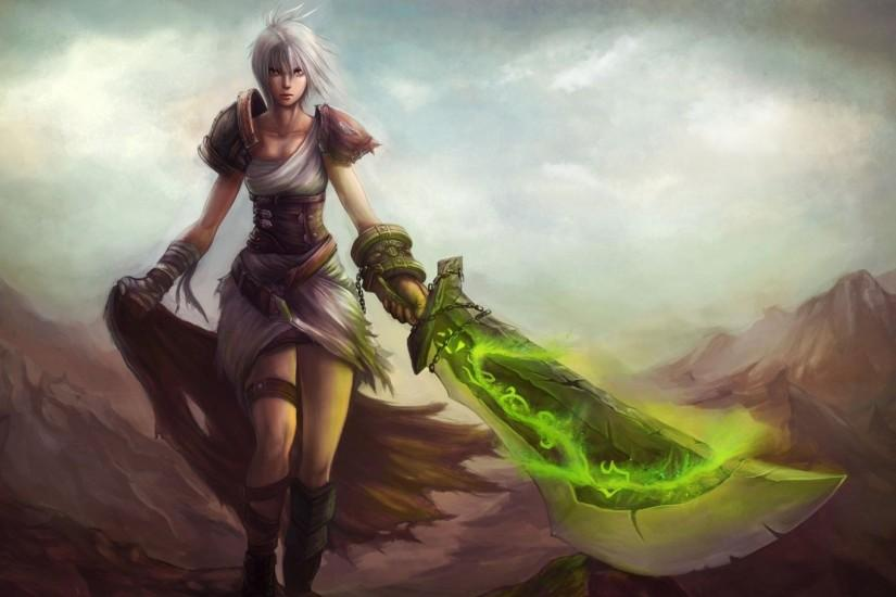 riven wallpaper 1920x1080 hd for mobile