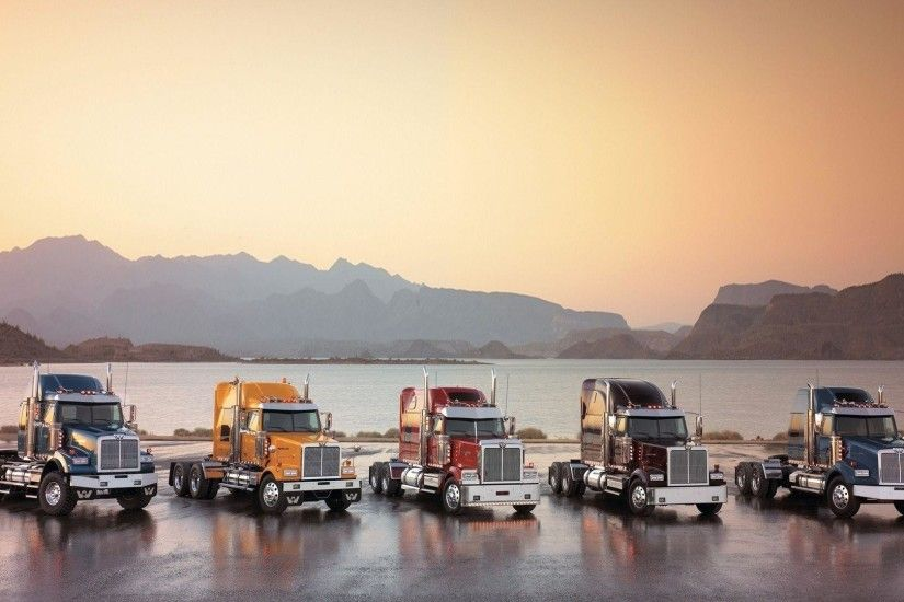 Free Download Semi Truck Wallpapers | Wallpapers, Backgrounds .
