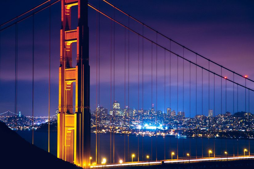 Daily Wallpaper: Golden Gate Bridge, San Francisco [Exclusive] | I Like To  Waste My Time