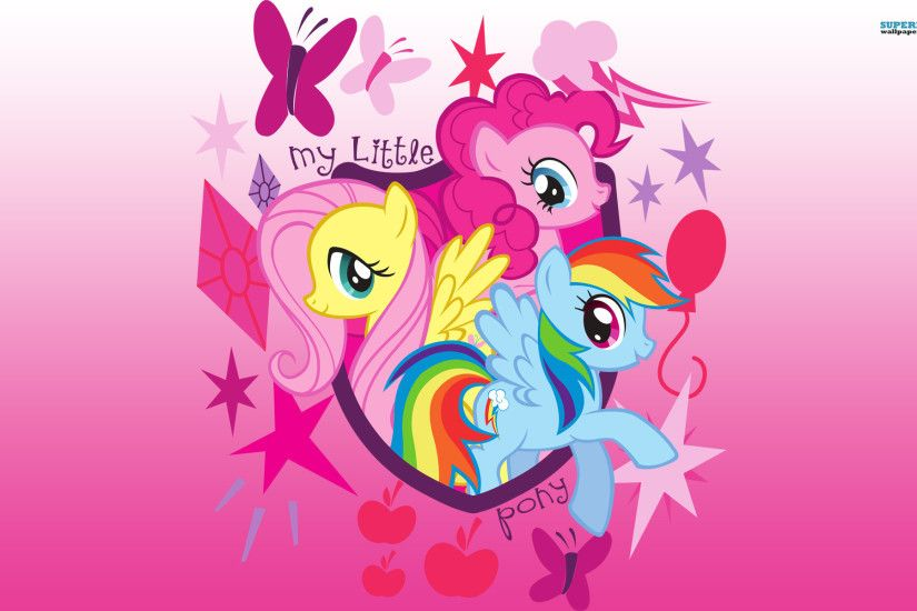 748 My Little Pony: Friendship is Magic HD Wallpapers .