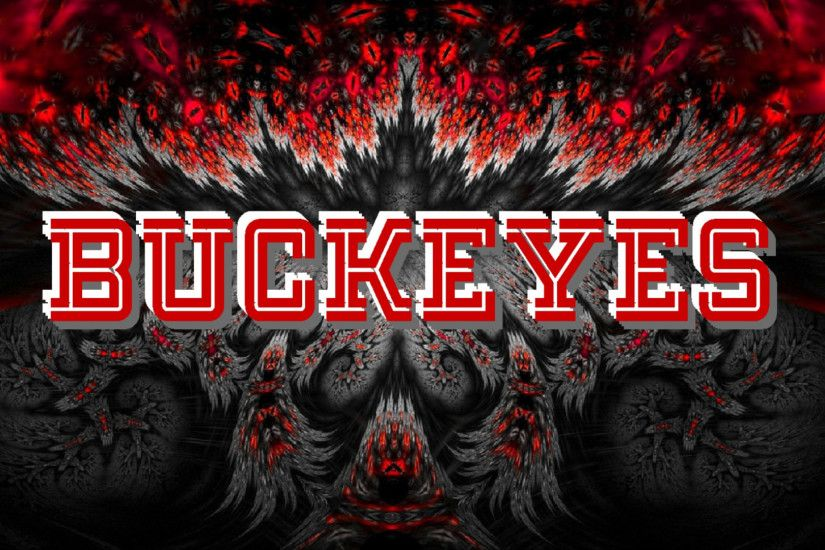 Ohio State Buckeyes images BUCKEYES ON AN ABSTRACT HD wallpaper and  background photos
