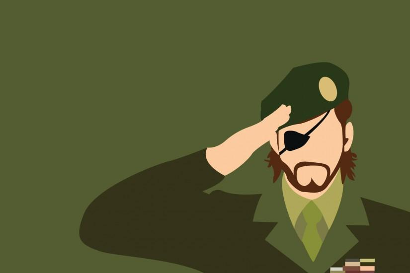 Images For > Big Boss Salute Wallpaper