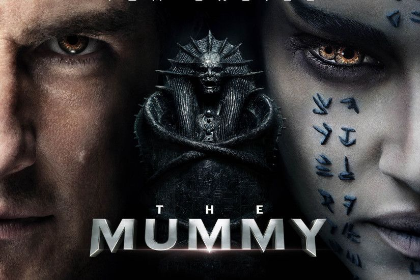 The Mummy New Poster
