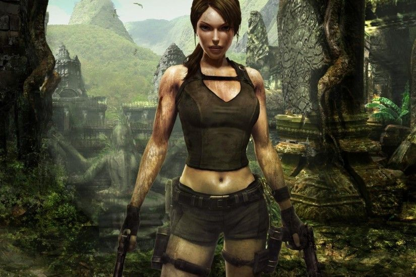 <b>Tomb Raider</b>: <b>Lara Croft<