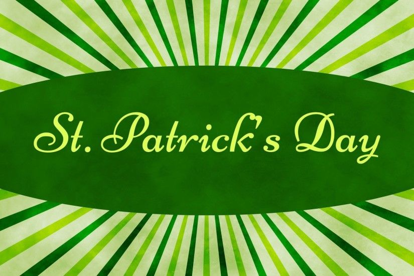 Holiday - St. Patrick's Day Wallpaper