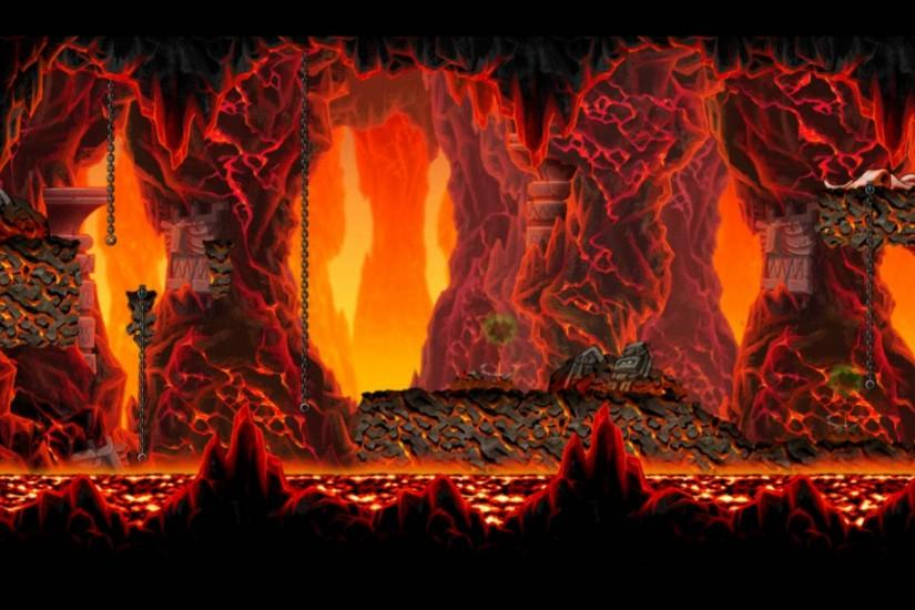 amazing hell background 1920x1080 for windows