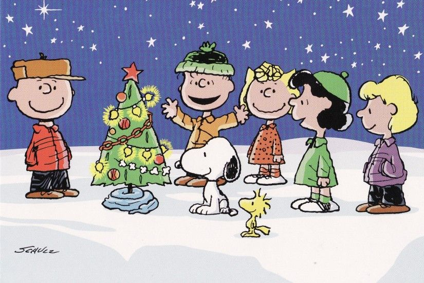 CHARLIE BROWN peanuts comics christmas g wallpaper background
