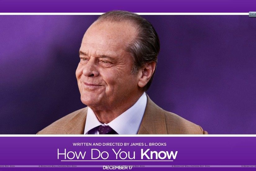 "You are viewing wallpaper titled ""Jack Nicholson ..."