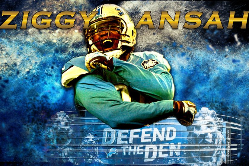 Ziggy Ansah DTD Series