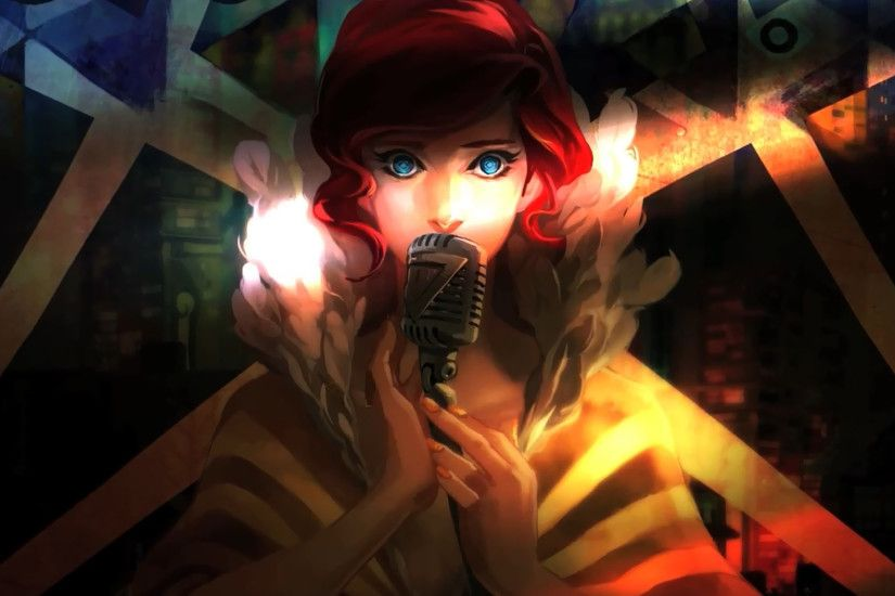 Red (1920×1080) #Transistor Wallpaper | Transistor Wallpapers | Pinterest |  Wallpaper