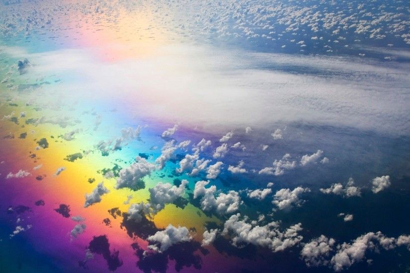Picture for Desktop: rainbow