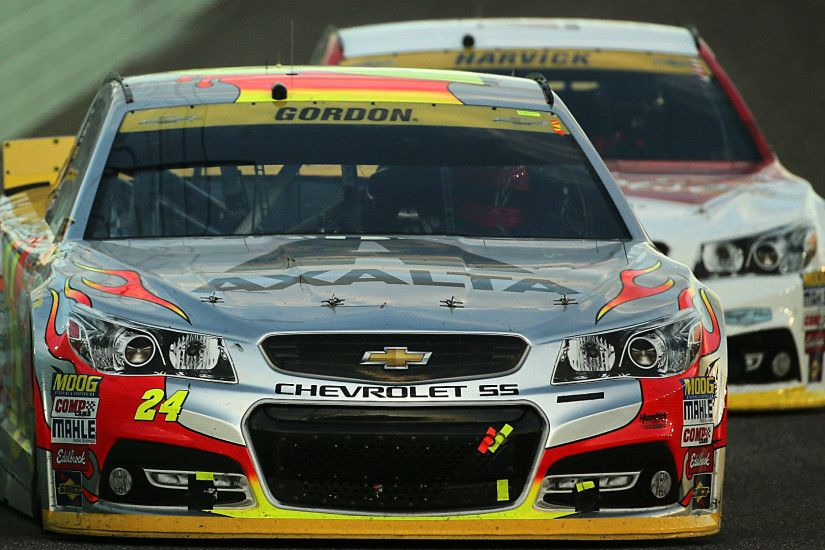 Listen to Jeff Gordon's best in-car audio moments from final race | NASCAR  | Sporting News