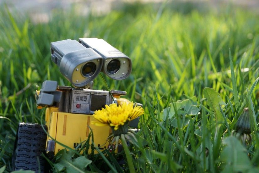 wall e robot Wallpapers