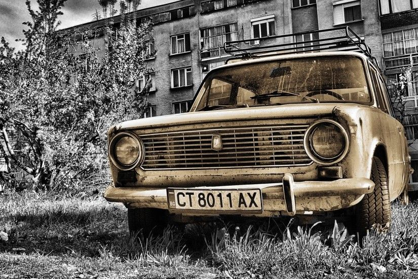 Lada 2101 russia russians ussr cars wallpaper