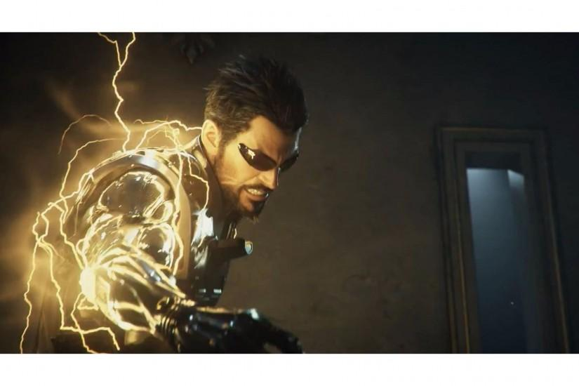 Playstation 4 2016 Deus Ex Mankind Divided Wallpapers