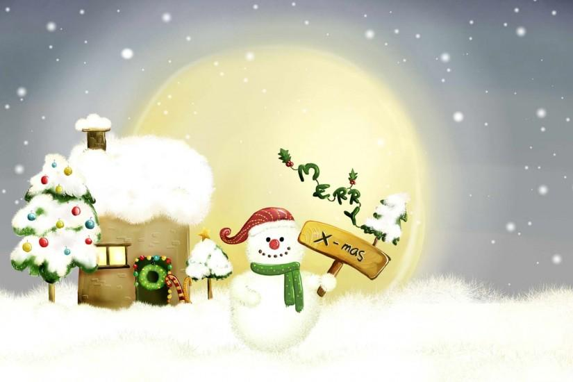 large merry christmas wallpaper 2560x1600