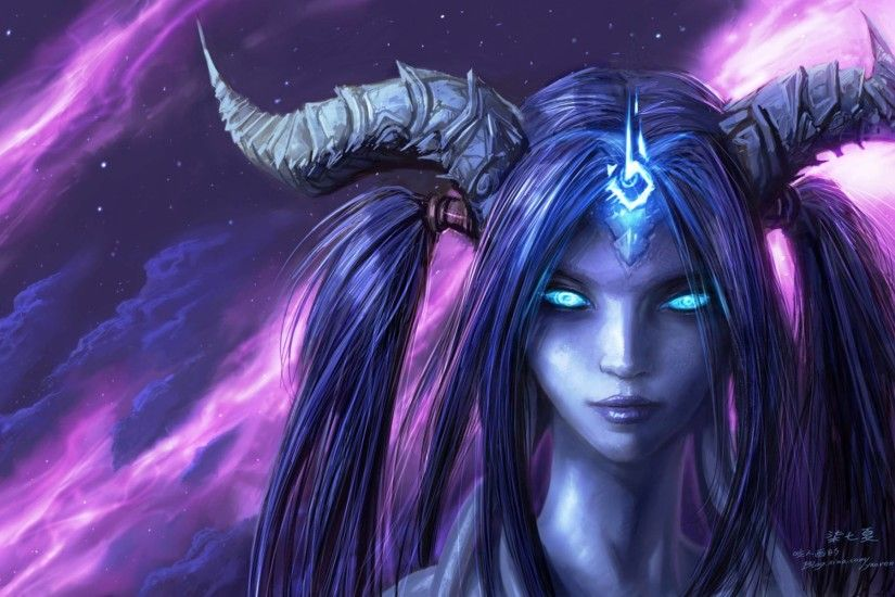 Draenei Wallpapers - Full HD wallpaper search