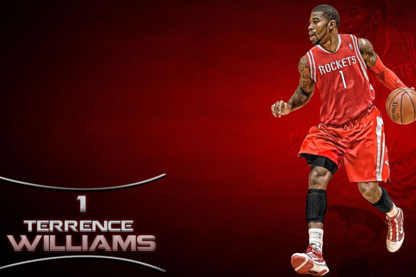 Terrence Williams Rockets 1920x1200 Wallpaper.