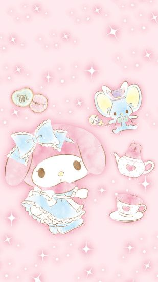 My Melody. Sanrio WallpaperKawaii ...