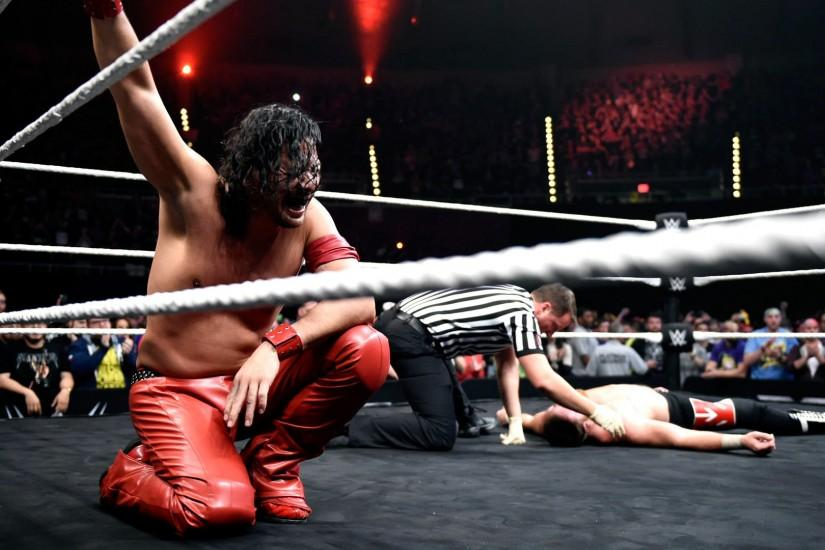 WWE Network: Shinsuke Nakamura takes on Sami Zayn in his highly-anticipated  debut NXT match: NXT TakeOver: Dallas | WWE