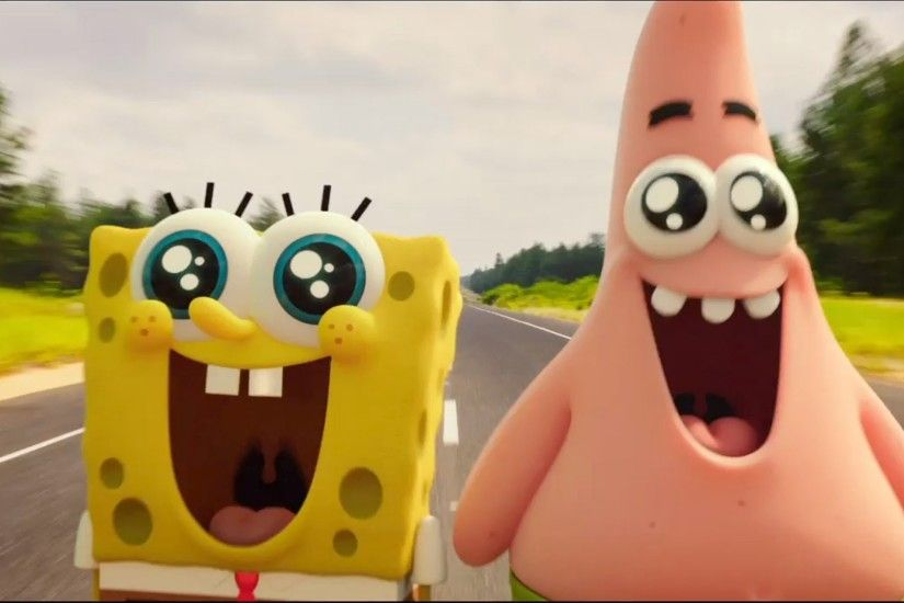 Patrick star · The SpongeBob Movie : Sponge Out of Water Best Wallpaper -  http://www