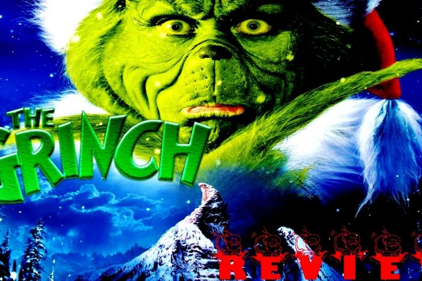 Dr Seuss' How The Grinch Stole Christmas (2000) MOVIE REVIEW!! - YouTube