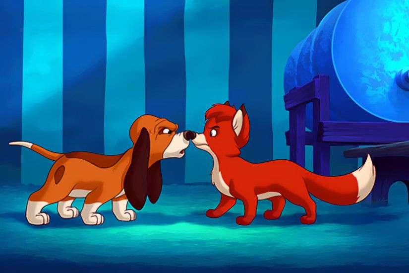 Movie - The Fox and the Hound 2 Wallpaper