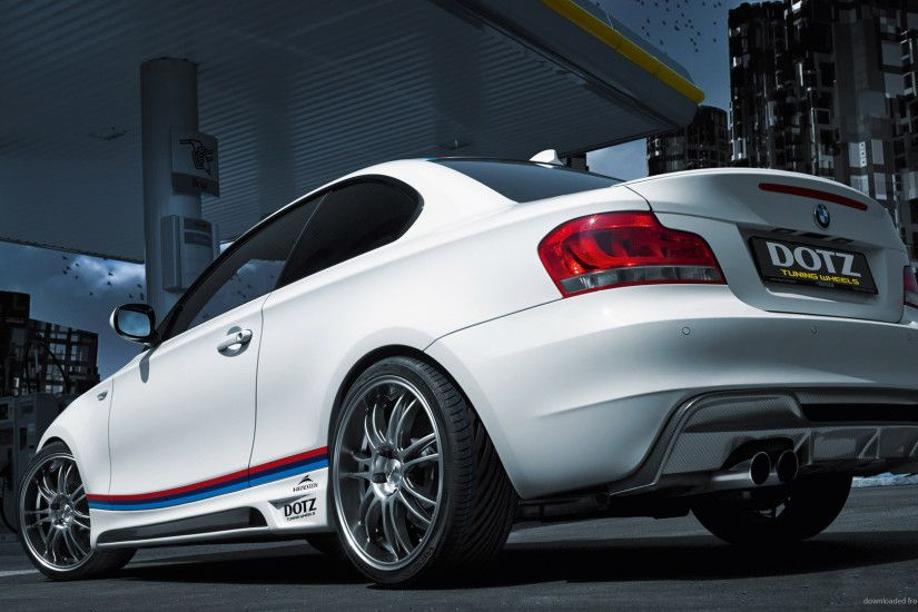 Dotz Shift BMW 135i Coupe Back for 1920x1080