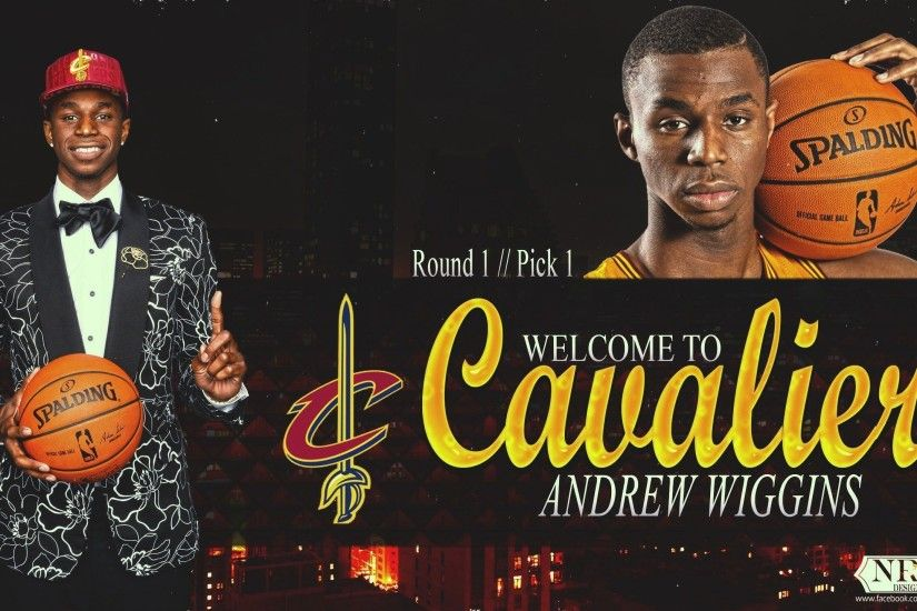 Andrew Wiggins Cavs Draft Wallpaper | Basketball Wallpapers at .