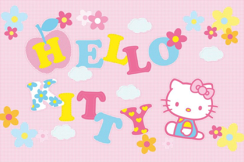 backgrounds hello kitty
