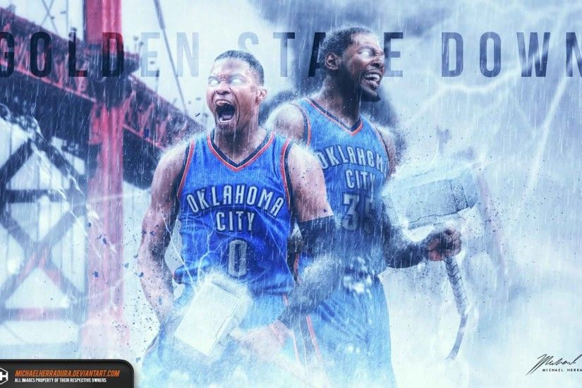 Golden State Downed by Rus & KD by: MH Basketball wallpapers Download your  wallpaper here