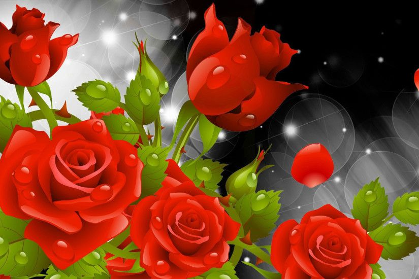 1920x1080 Red Rose Wallpapers Red Flowers HD Pictures One HD Wallpaper  1280×800 Red Rose