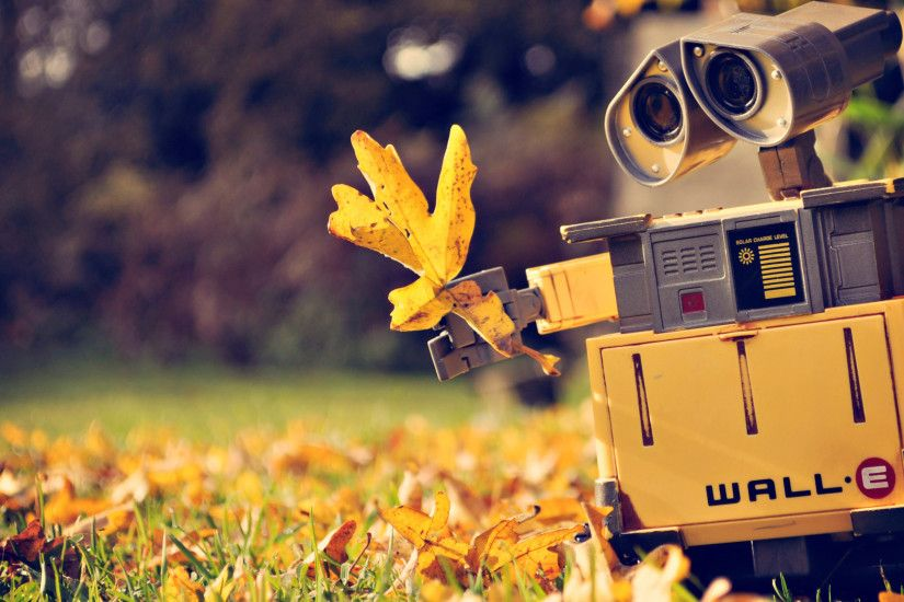 Wall E Computer Wallpaper HD Desktop Wallpaper, Background Image