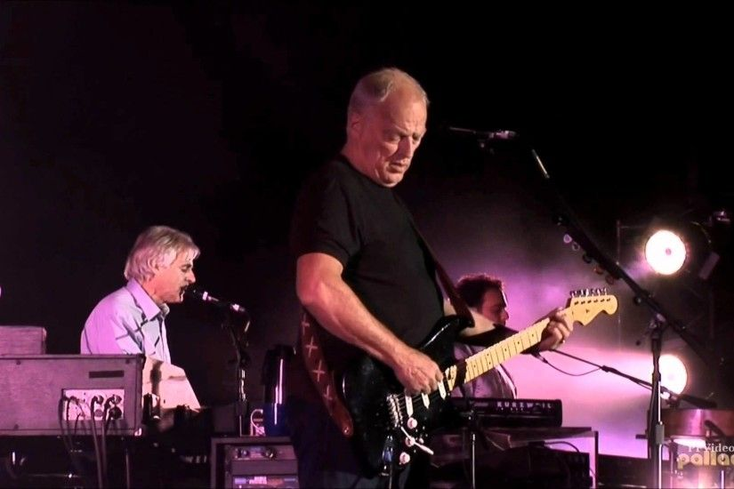 [Full HD] David Gilmour - Time - Live in Gdansk - YouTube