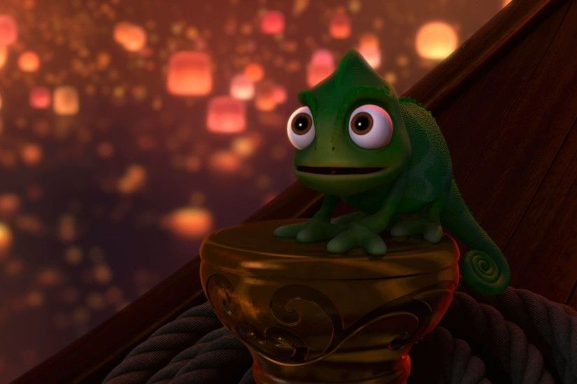 Pascal Tangled | Pascal in Disney's Tangled wallpaper - Click picture for  high .