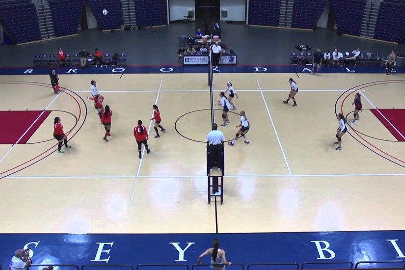Women's Volleyball vs. Passaic County Community College Final W, 3-0 BX | RC