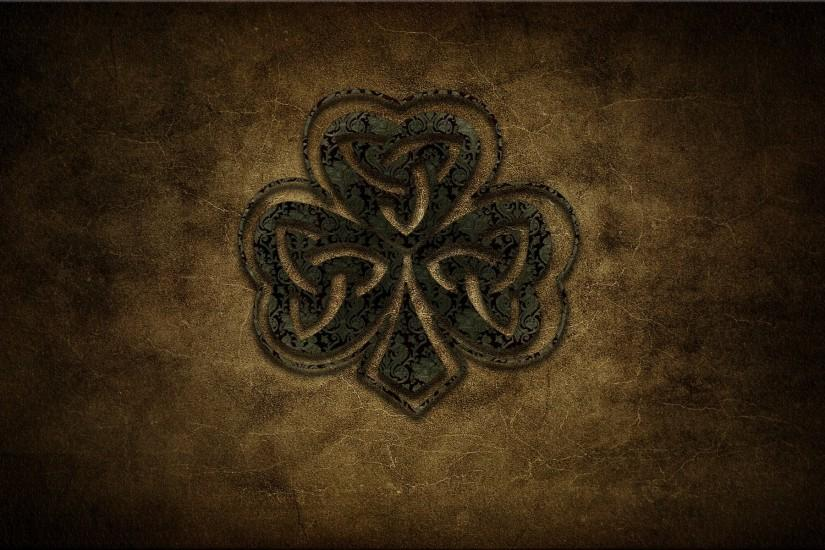 Celtic Shamrock Wallpapers, Celtic Shamrock Myspace Backgrounds .
