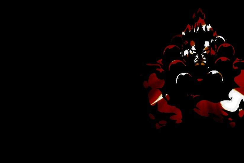 Akuma Wallpaper by meanhonkey1980.
