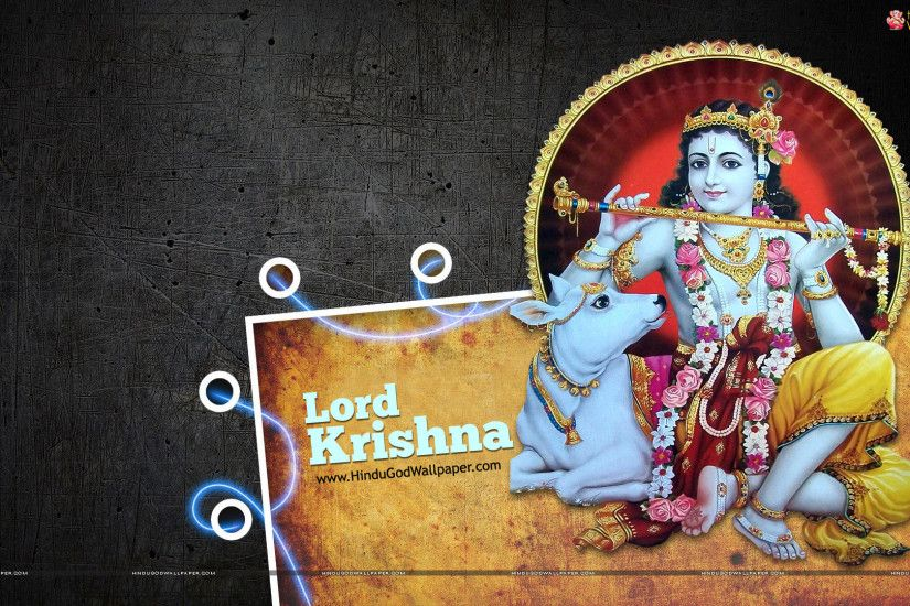 Latest God Shri Krishna Full hd Wallpapers