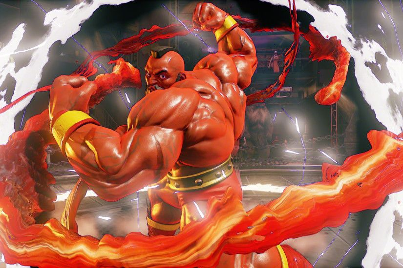 ... Street Fighter Zangief wallpaper x WallpaperUP | HD Wallpapers .
