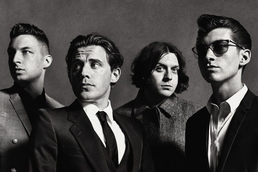 Arctic Monkeys Wallpapers HD / Desktop and Mobile Backgrounds