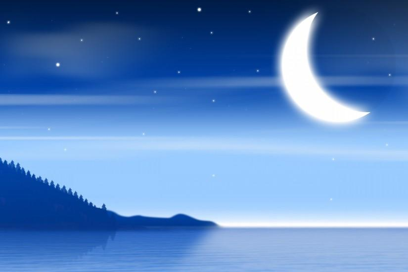 moon background 1920x1200 windows