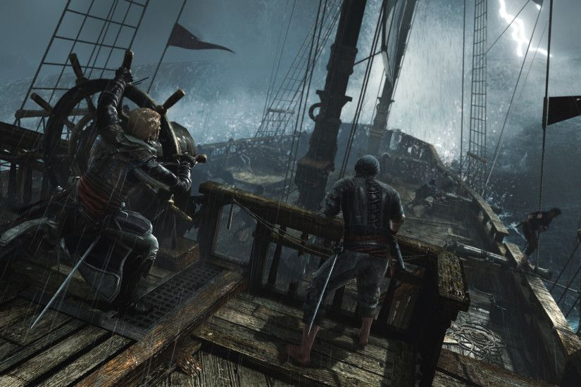 Assassin's Creed Black Flag | Assassin's Creed IV: Black Flag – in-game &  CGI trailer, New ... | Assassins Creed IV Black Flag | Pinterest |  Assassins creed