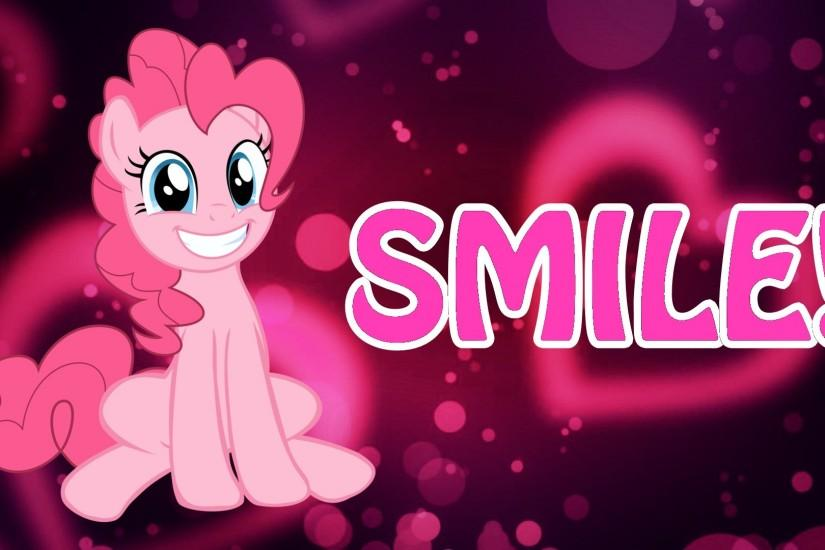 Pinkie Pie Smile Wallpaper by Feargm Pinkie Pie Smile Wallpaper by Feargm