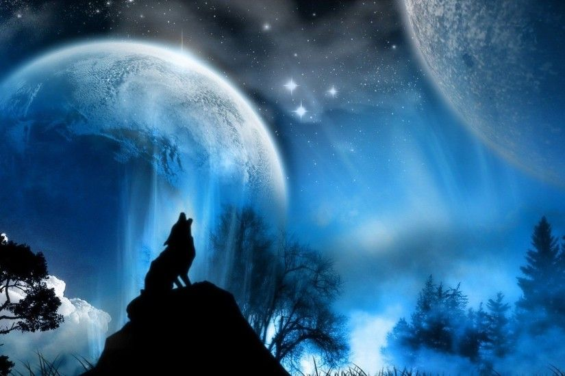 Wolf Wallpapers Free - Wallpaper Cave