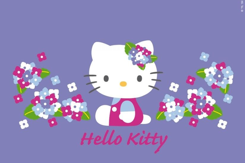 Purple Hello Kitty Images
