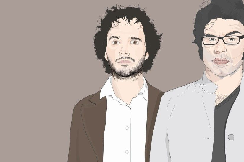 Jemaine And Bret - Flight Of The Conchords